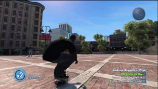 SKATE 3 - Kill it :: Andrew Reynolds - film