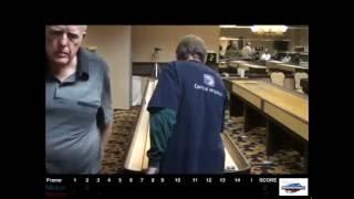 Bill Melton Vs Darrol Nelson 2012 North American Shuffleboard Championships