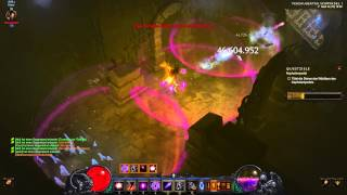 Diablo 3 RoS [Patch 2.2] [Saison 3] Delseres Opus Magnum Test ➥ Let's Play