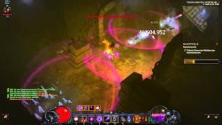 Diablo 3 RoS [Patch 2.2] [Saison 3] Delseres Opus Magnum Test ➥ Let's Play
