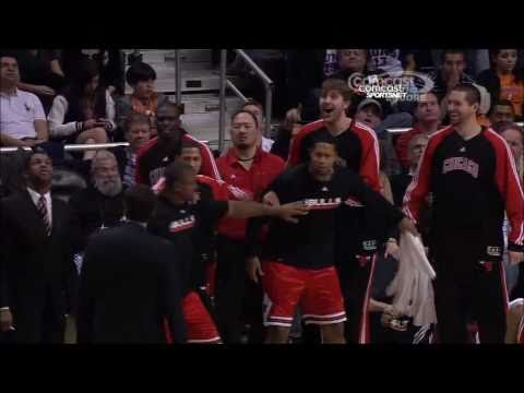 Top 10 Stacey King Calls of Derrick Rose Plays