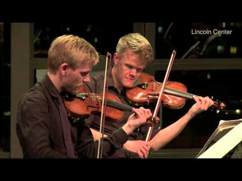 Thomas Adès: Arcadiana (Danish String Quartet)