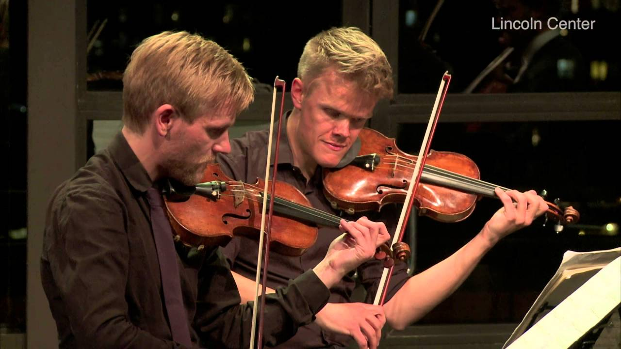Thomas Adès: Arcadiana (Danish String Quartet)