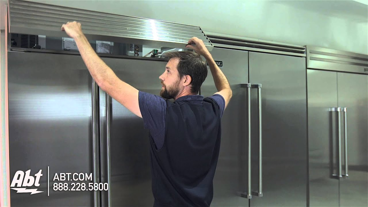 How To Replace The Water Filter On Your Sub Zero Refrigerator Using Model 4204490
