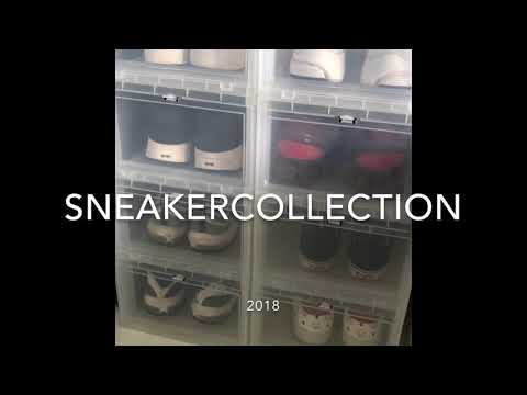 Sneaker Collection 2018 Dansk!!