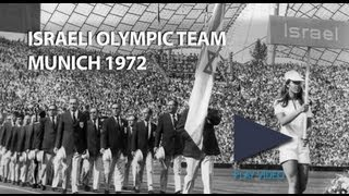 Israeli & Jewish Olympians soar since the 1972 Munich Massacre