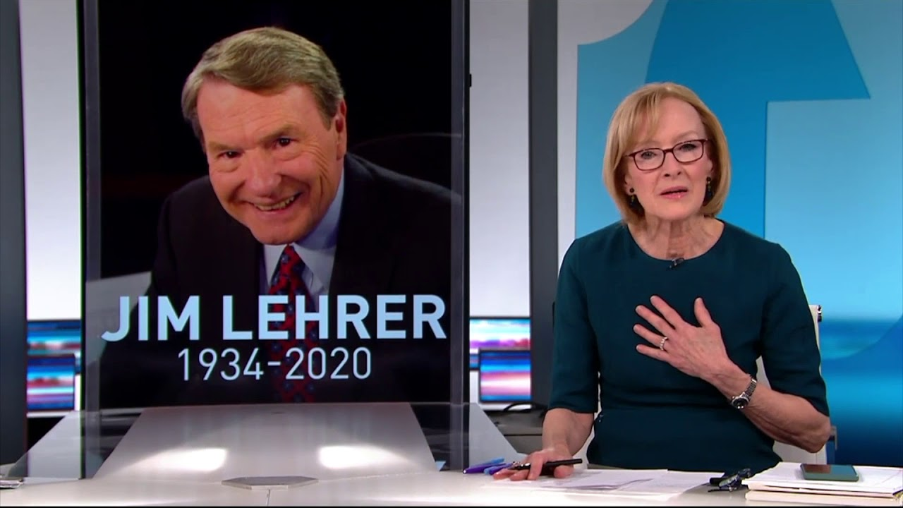 Jim Lehrer, Longtime PBS News Anchor, Is Dead at 85