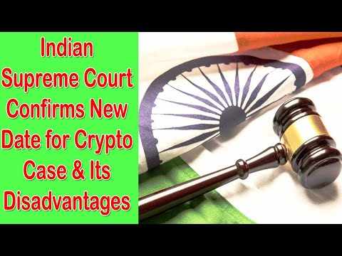 LATEST CRYPTO NEWS: RBI vs Crypto | Supreme Court Confirms New Date for Crypto Case and Its Drawback