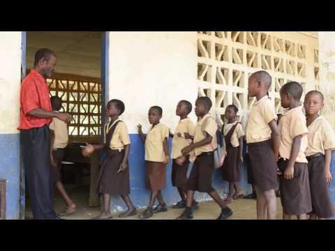 Ark Education Partnerships Group in Liberia