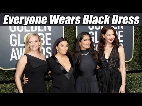 Golden Globes Awards: Here's why everyone wears BLACK Dress | FilmiBeat