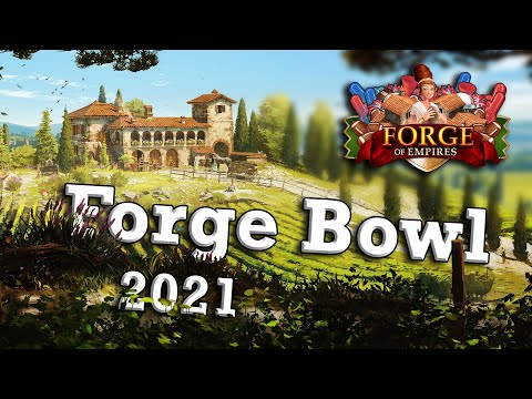 Forge Bowl Event 2021