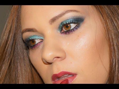Maquiagem inspirada em Minas Gerais