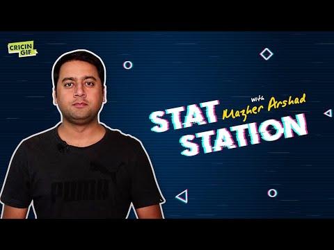 Stat Station by Mazher Arshad: Pakistan vs Sri Lanka T20I series