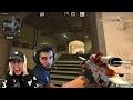 INSANE WALLBANG! FULL CS:GO GAMEPLAY w/ FaZe Apex