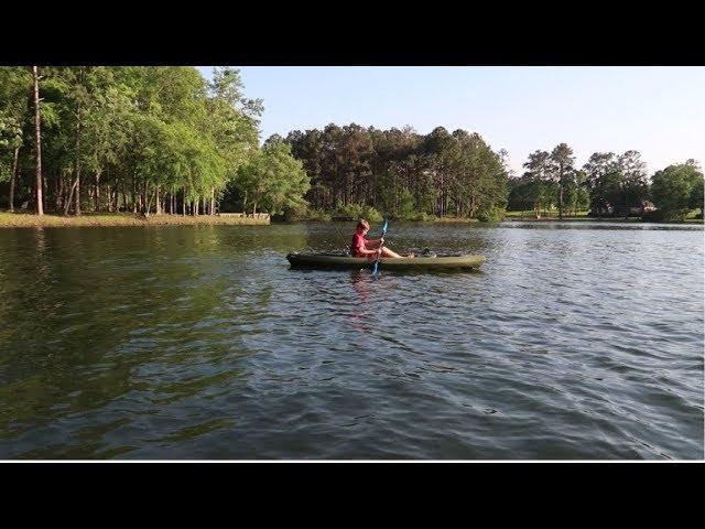 Kids FIRST Fishing Kayak - Future Beach Discovery 124F