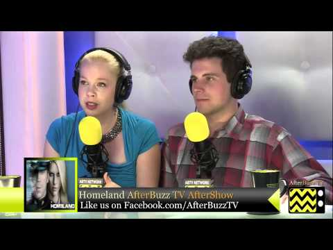 """Homeland After Show Season 2 Episode 3 """" State of Independence """" 