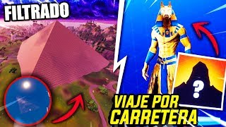 *FILTRATED* ROAD TRAVEL SECRETS (POSSIBLE SKIN) THEORIA (RAGNAROK) FORTNITE BATTLE ROYALE