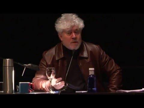 Pedro Almodóvar en la Escuela SUR: Cine, lenguaje, ciudad. (Parte I)