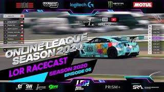 LOR Racecast Season 2020 Episode 05 (FINAL ROUND)
