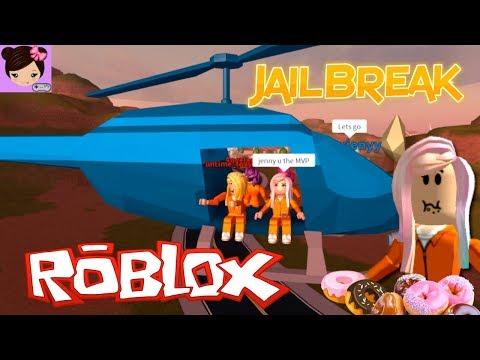 Roblox Jailbreak Roleplay  Friendly Betrayal - Donut Shop Hunt -  Titi Games
