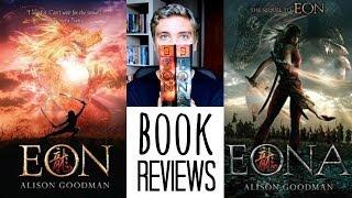 Book Reviews: Eon & Eona by Alison Goodman