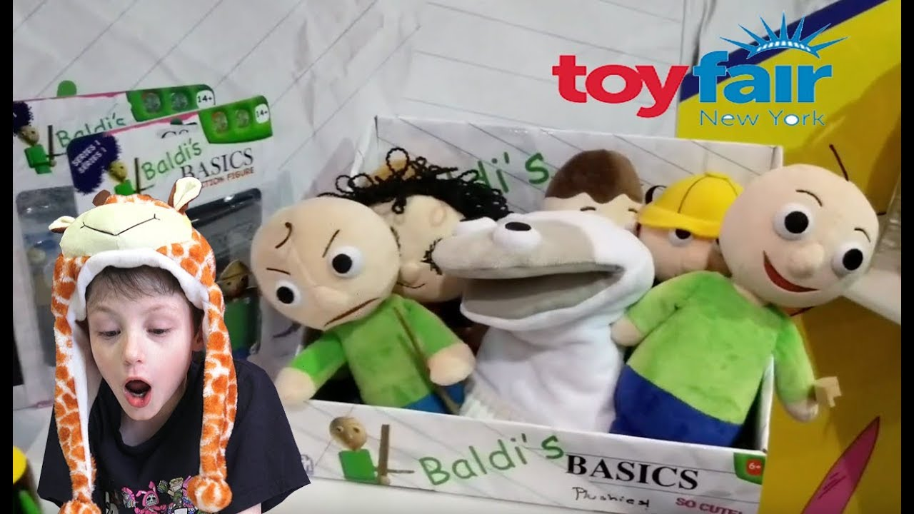 Official Baldi S Plush Principal Playtime Baldi And The Bully New