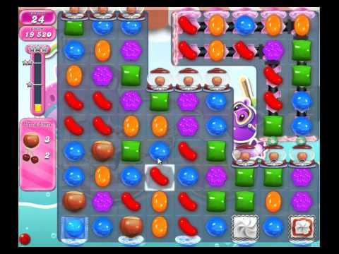 Candy Crush Saga Level 1027