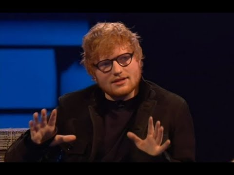 Ed Sheeran Interview on 'The Russell Howard Hour' (Oct 2017)