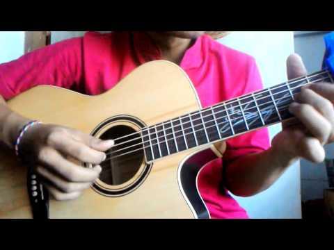 Nita Pramesti - Cinta Monyet (fingerstyle cover)