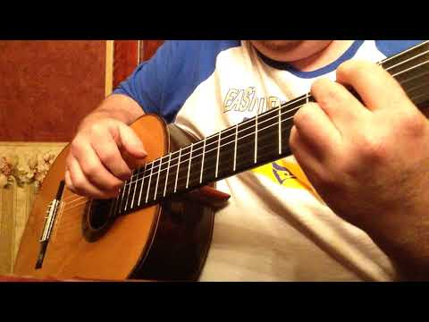 Winter - Tori Amos (Classical guitar cover)