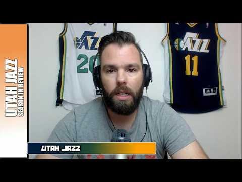 Utah Jazz Season In Review