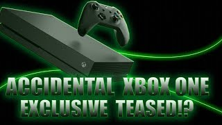 Xbox Executive Shocks Everyone By Accidentally Teasing Surprise Xbox One Exclusive!?