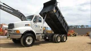 For Sale 2007 Sterling L9500 10 Yard Dump Truck Day Cab Diesel 450 bidadoo.com