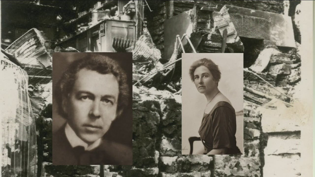 Taliesin mass murder: 100 years later - YouTube