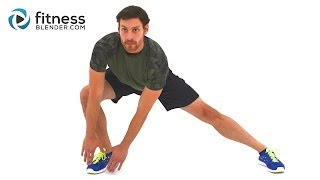 Fast Paced High Intensity Workout - Descending Ladder of Pain - HIIT Workout thumbnail