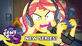 'Game Stream' Original Short 🎮 MLP: Equestria Girls Season 2