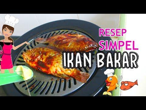memasak IKAN BAKAR cara simpel, enak, dan cepat - COOKPAD