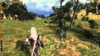 Vidéotest - The Witcher - Partie 1 (PC)