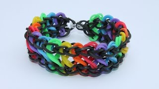 Download Mp3 Rainbow Loom Nederlands, Double Infinity Rondom, 1 Loom, Full