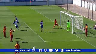 resumo YOUTH LEAGUE FC PORTO GALATASARAY redes