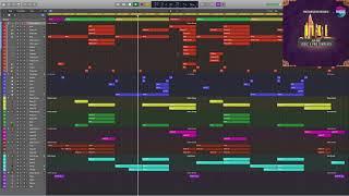 Hip-Hop Logic Pro Template Hike