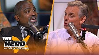 Cuttino Mobley joins Colin to talk Kawhi, Rockets and Lakers' high expectations | NBA | THE HERD