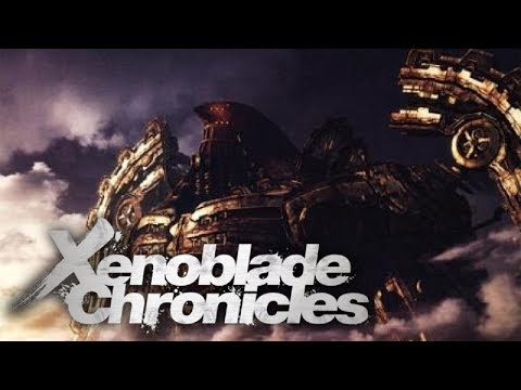 Xenoblade Chronicles Blind Stream - Further inside Mechonis
