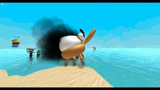 Reason to die funny fails and Crab boss (roblox