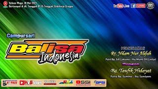 Live Streaming Campursari BALISA INDONESIA / RD AUDIO 1 / HVS SRAGEN 2