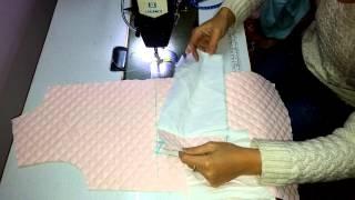 Cách bổ túi áo khoác