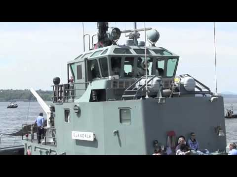 Seattle Maritime Fest '11 - Canadian Navy Tugboat, Glendale