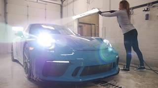Blue GT3 Carsmotology Office Life VI w/Imola