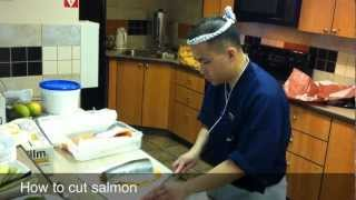 Sushi Class with Chef Jimmy Mah | #yegSushi