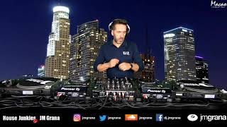 JM Grana In The Mix House Junkies (30-10-2018)